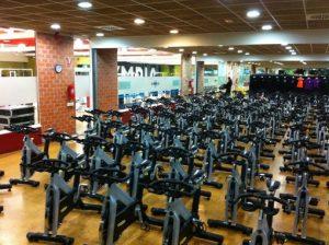 275 bicicletas preparadas para el evento 100% Avalancha