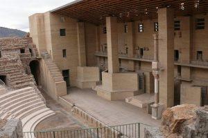 Teatro Romano. Licencia CC Calafellvalo