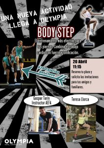 Body Step Valencia