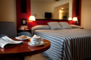 Habitacion Hotel Olympia