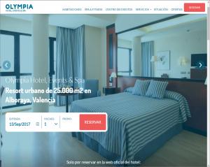 Hotel Olympia Alboraya