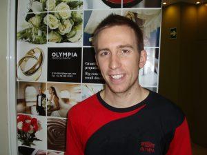 Telmo Peixinho, nuestro socio en Olympia Hotel, Events & Spa