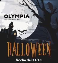 Noche de Halloween Valencia