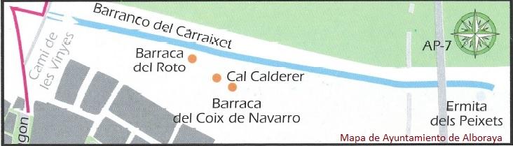 Barranc del Carraixet