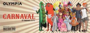 Carnaval en Olympia