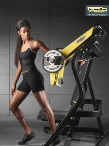 Máquinas de fitness en Olympia valencia