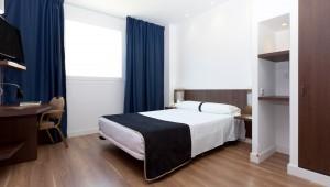 Habitación Doble Hotel olympia Universidades